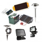 Solar Lights and Chargers