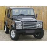 Solar Charger for Land Rover Defender
