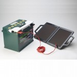 Which 12v solar battery charger?