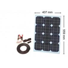 30W Solar Panel Kit