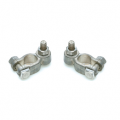 Battery Terminals with 8mm Stud (Pair)