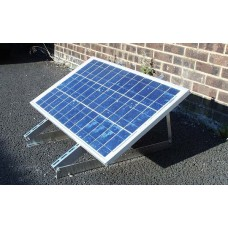 Wall or Ground Mount for 720mm to 1050mm wide solar panels