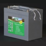 12V Gel Deep Cycle Batteries