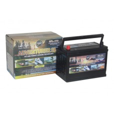 Leoch Adventurer SFL 12V 110Ah Leisure Battery
