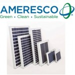 Ameresco / BP Solar Solar Panels