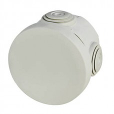 Junction Box - 60mm Round IP44