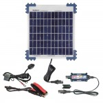 SOLAR CHARGER FOR SMART FORTWO CAR