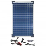 Solar Trickle Charger for Motorhome