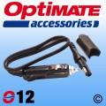 OptiMate Cigarette Plug Adapter