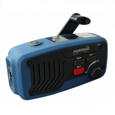 PowerPlus Panther Wind-up and Solar Radio