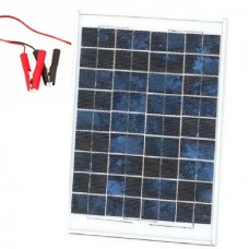 50W Solar Charger for Electric Fence Battery