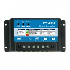 PV Logic 10A Dual Battery Charge Controller