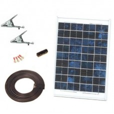 5W Solar Trickle Charger