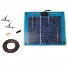 10W Semi-flexible Solar Trickle Charger