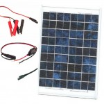Solar Battery Charger For Camper Van